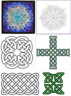 Free patterns:  St. Patrick's Day