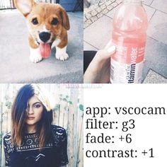 Part 2: 84 of the BEST Instagram VSCO Filter Hacks - Top Beauty and Lifestyle…