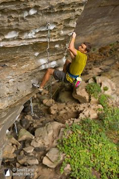 www.boulderingonline.pl Rock climbing and bouldering pictures and news Jonathan Siegrist: P