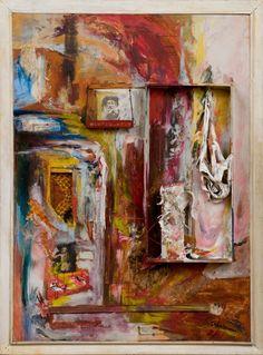 Carolee Schneemann, <em>Sir Henry Francis Taylor</em> (1961). Courtesy Carolee Schneemann, P.P.O.W Gallery, New York, Hales Gallery, London, Galerie Lelong, Paris and VG Bild-Kunst, Bonn 2017.