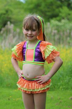 Tiny dancer...