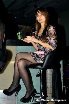 Nylon Women Dating 💖 http://nylonwomendating.com   #nylon #dating #pantyhose #stockings