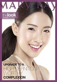 ISSUU - Mary Kay The Look Catalog Brochure September 2015 Philippines de WowNice