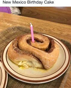 New Mexico  Birthday Cake-- Frontier Restaurant-- Albuquerque