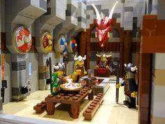 Viking Throne Room (Mocpages.com)