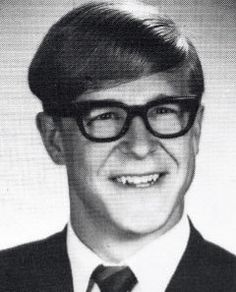 John Goodman  - Photograph courtesy of Seth Poppel/Yearbook Library