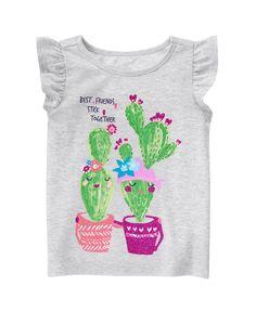 toddler Gymboree Cactus Tee
