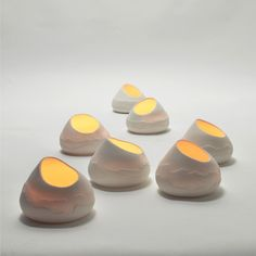 rhiannon-watts92:  Little Ceramic Tea Light Holders- Rhiannon...