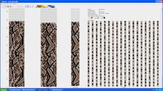 Bead Crochet Pattern. 15 around.