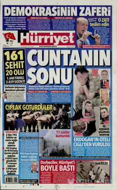 Hürriyet Gazetesi Turkey History, Olay, Once Upon A Time, Newspaper, Karma, Cover, Film, Stamps, Construction