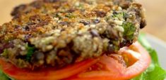 Beef burgers are all well and good, but veggie burgers are a healthy new way to enjoy your burgers! This recipe is simple and makes the most savory portabella burgers. Burger Recipes, Vegetable Recipes, Vegetarian Recipes, Cooking Recipes, Healthy Recipes, Healthy Meals, Healthy Cooking, Free Recipes, Keto Recipes