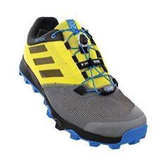 Men's adidas Terrex Trailmaker Gore-TEX Running Shoe Bright /Black/White