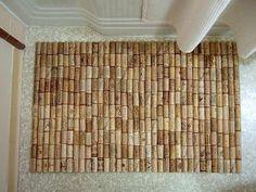 Another DIY Cork Bathmat