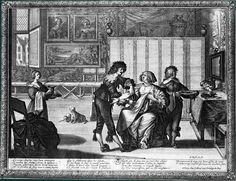 La Saignée, 1632 Abraham Bosse French