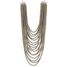 Armitage Avenue Beaded Layer Necklace $55