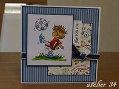 """For my friend. with LOTV stamp """"Super Striker"""""""