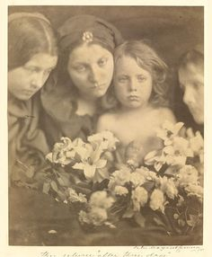 The Return after 3 days by Julia Margaret Cameron, England, 1865. l Victoria and Albert Museum #photography