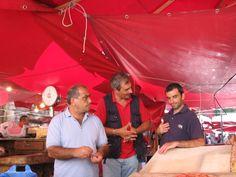 Catania, la pescheria