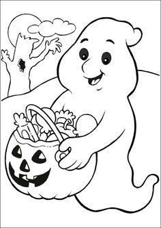 Halloween Malvorlagen – Ausmalbilder für kinder                                                                                                                                                                                 Mehr