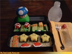 My boys would go nuts for this lunch.