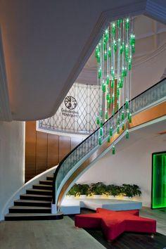 heineken house - art arquitectos  http://www.arquitour.com