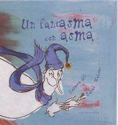 """""""Un fantasma con asma"""". Carmen Gil"""