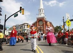 Portugal Day Parade, Newark - Ironbound, New Jersey, USA  _ Gigantes