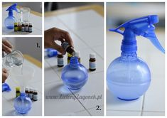 Zielony Zagonek » Naturalny odkamieniacz Cleaning Hacks, Cleaning Supplies, Natural Disinfectant, Home Hacks, Spray Bottle, Diy And Crafts, Projects To Try, Home And Garden, Homemade