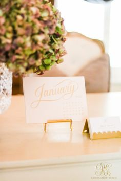 5 Tips for a Fabulous New Year - Tip 2 - Organize Your Day with stylish office supplies that organize meals, to do's, weeks and months