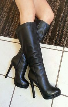Fall Knee High Boots -