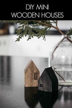 These DIY Mini Woode