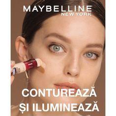 Instant Anti Age Eraser, corectorul universal de la Maybelline New York are acum o gamă extinsă de 10 nuanțe! Camuflează, corectează, conturează și iluminează. Maybelline, New York, Colorful Fashion, Things To Buy, Yorkie, Anti Aging, Hair Makeup, Make Up, Age