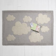 Clouds Rug - New Bedding & Room Accessories - What's New - gltc.co.uk