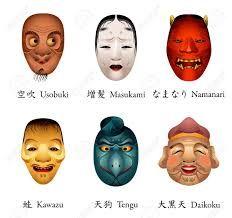 """Résultat de recherche d'images pour """"masque japonais """""""