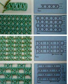 patterns ✿Teresa Restegui http://www.pinterest.com/teretegui/✿