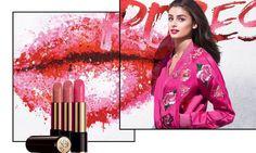 Rossetti Lancome L'Absolu Rouge, nuove colorazioni - https://www.beautydea.it/rossetti-lancome-labsolu-rouge-nuove-colorazioni/ - Cinque nuove shades per vestire le labbra di femminilità: ecco i nuovi rossetti L'Absolu Rouge Lancome!