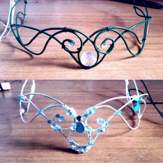 ELFIC - FAIRY CROWN (diadem) DIY (TUTORIAL)