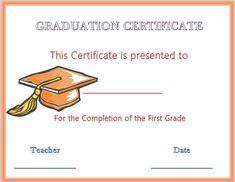 Free certificate of appreciation template purple border for Graduation gift certificate template free