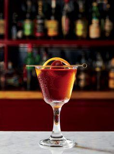 Old Pal Cocktail – Garden & Gun