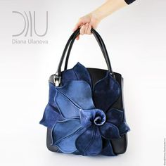 Женские сумки ручной работы.