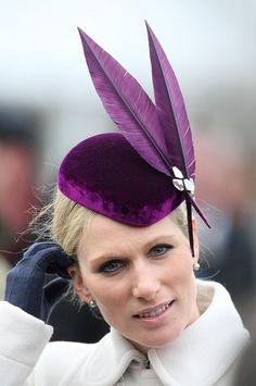 Zara Phillips  | The Royal Hats Blog