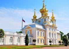 Peterhof tour | AJ Tours LLC | St.Petersburg tours & Business travel