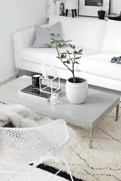 gorgeous living room | family room, coffee table, seating area, home inspiration, house, living space, room, scandinavian, nordic, inviting, style, comfy, minimalist, minimalism, minimal, simplistic, simple, modern, contemporary, classic, classy, chic, girly, fun, clean aesthetic, bright, white, pursue pretty, style, neutral color palette, inspiration, inspirational, diy ideas, fresh, stylish, 2017, sophisticated