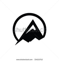 Logo Mountain Stock Photos, Images, & Pictures | Shutterstock