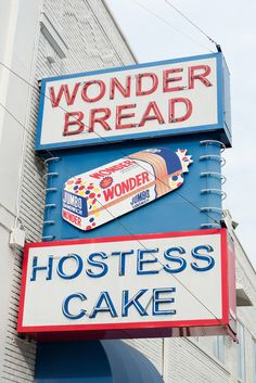Wonder Bread - Hostess Cake by Terry Richardson