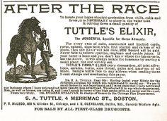 Tuttle's Elixir