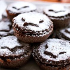chocolate orange mince pies
