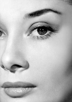 Audrey's, beautiful eyes.