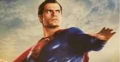 Liga da Justiça | Henry Cavill aparece como Superman em nova imagem do filme