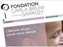Le site de Carla Bruni-Sarkozy: anatomie d'une cybercatastrophe - Rue89